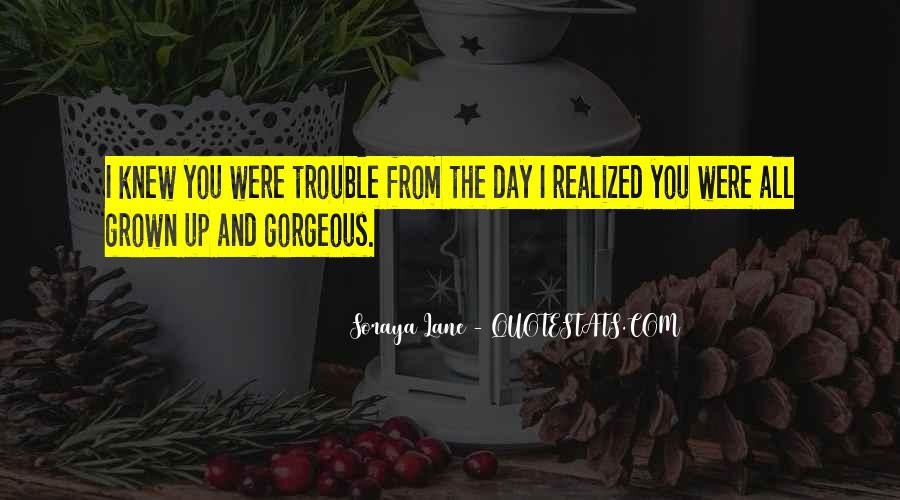 Soraya's Quotes #726507