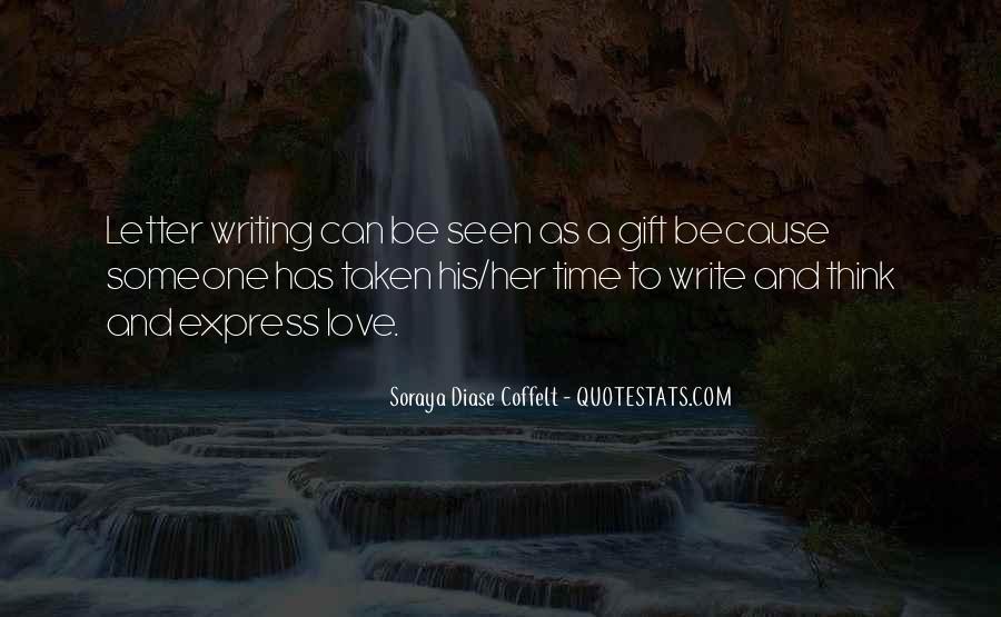 Soraya's Quotes #764540