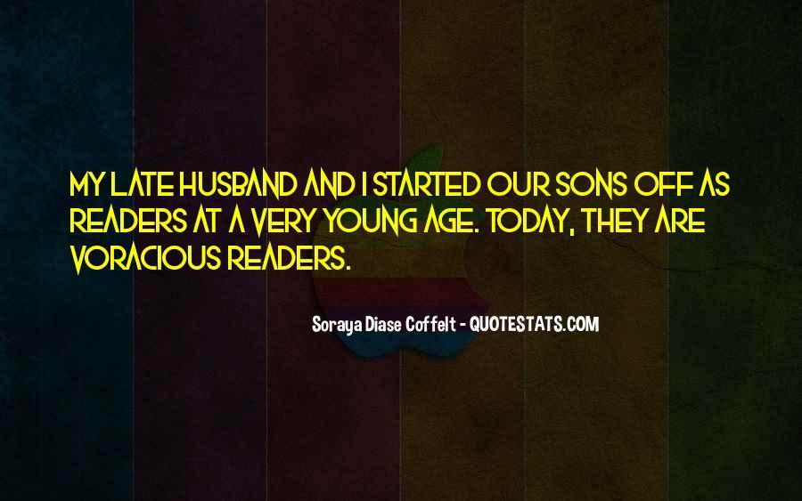 Soraya's Quotes #875931
