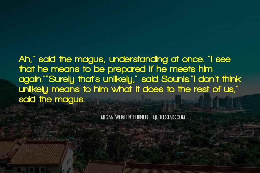 Sounis Quotes #1271604