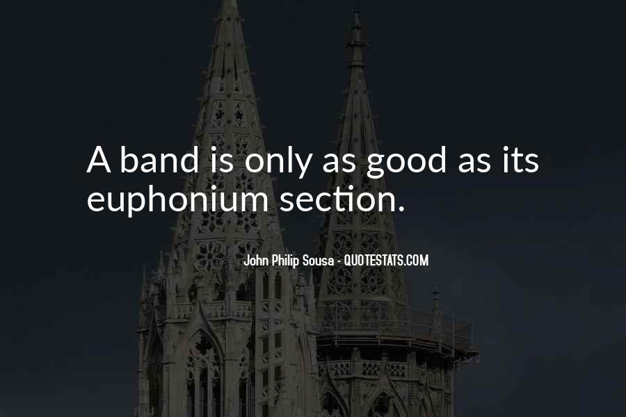 Sousa's Quotes #1252598