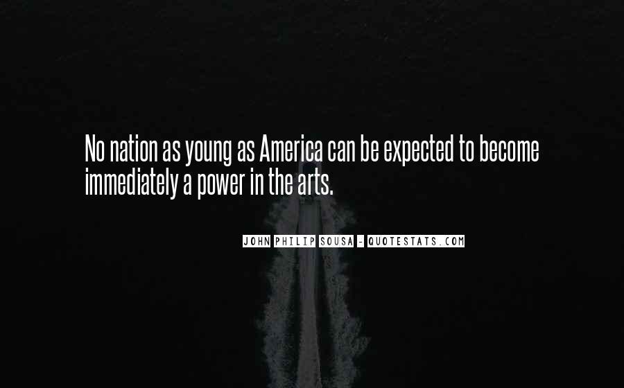 Sousa's Quotes #1328894