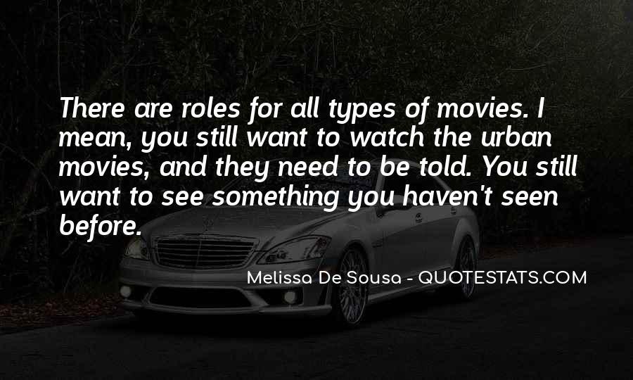 Sousa's Quotes #1677098