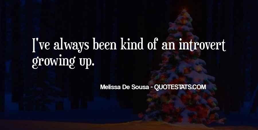 Sousa's Quotes #1738422