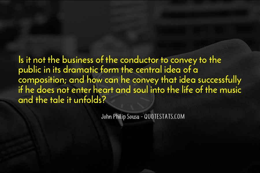 Sousa's Quotes #1826009