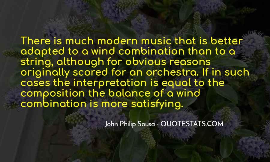 Sousa's Quotes #1833089