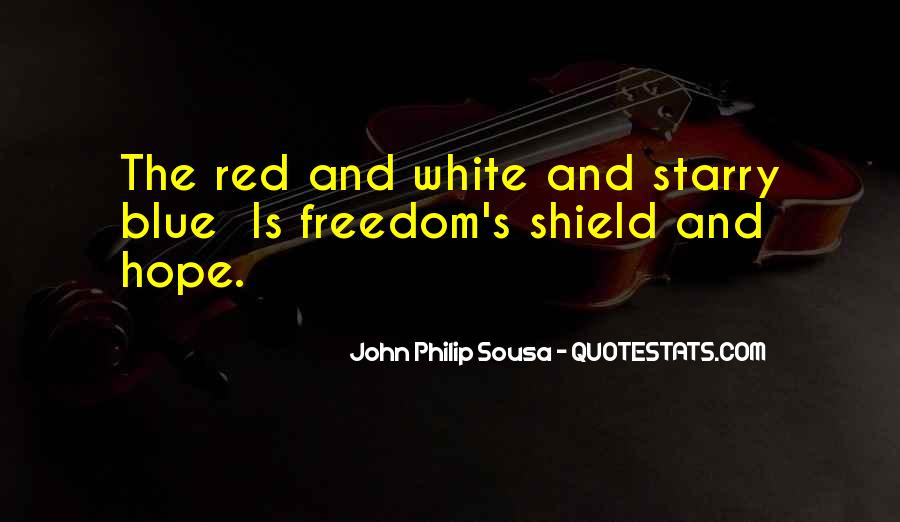 Sousa's Quotes #317665