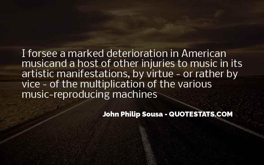 Sousa's Quotes #324982