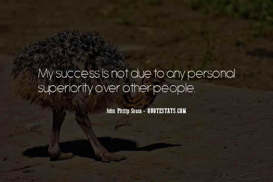 Sousa's Quotes #342598