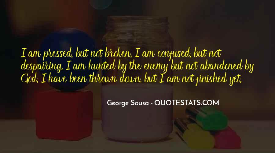 Sousa's Quotes #456911