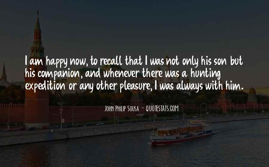 Sousa's Quotes #751304