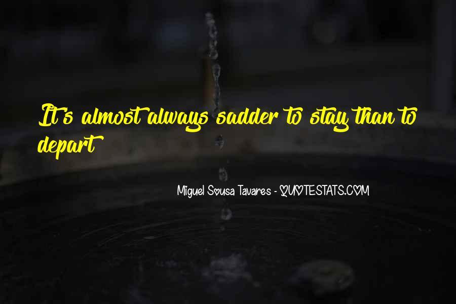 Sousa's Quotes #931059