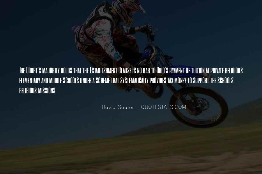 Souter Quotes #1045266