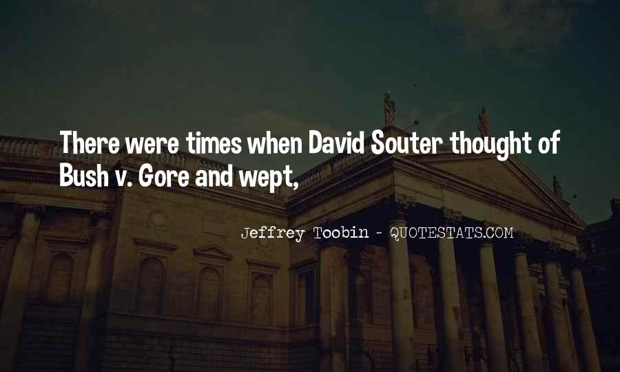 Souter Quotes #1198166
