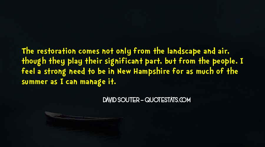 Souter Quotes #415077