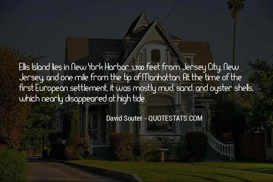Souter Quotes #480964