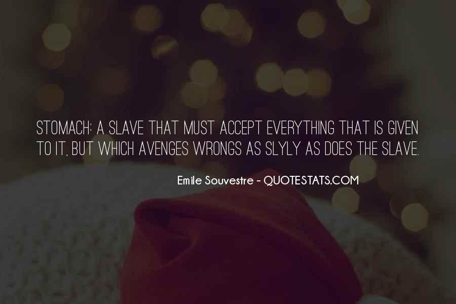 Souvestre Quotes #40511