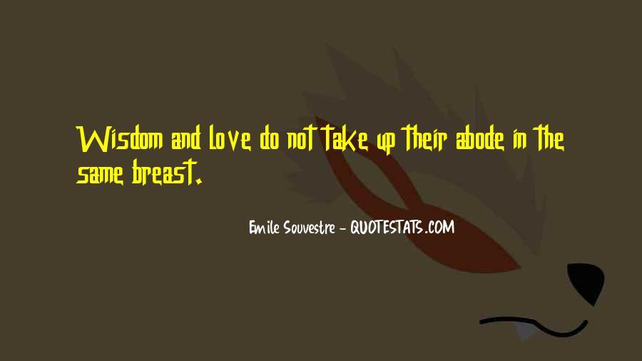 Souvestre Quotes #533938
