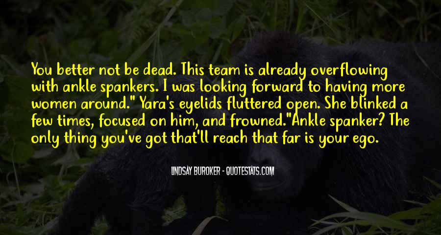 Spankers Quotes #1545780