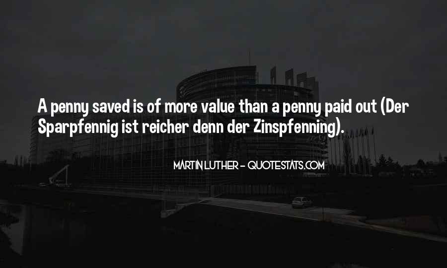Sparpfennig Quotes #484959