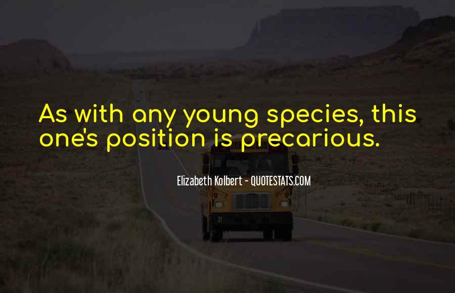 Species's Quotes #165836
