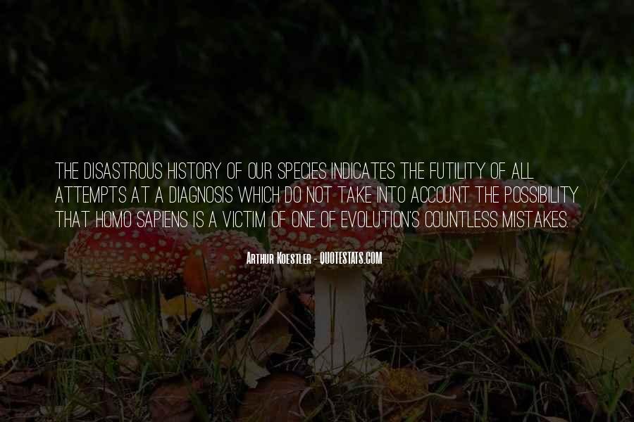 Species's Quotes #223683