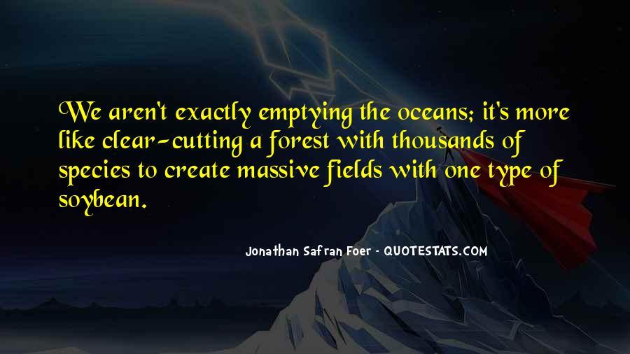 Species's Quotes #224928