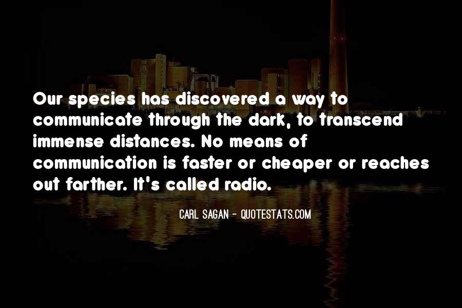 Species's Quotes #265957