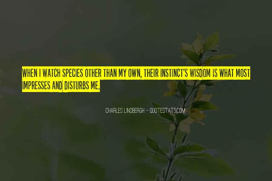 Species's Quotes #271872