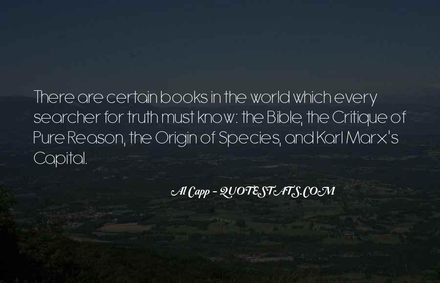 Species's Quotes #282849