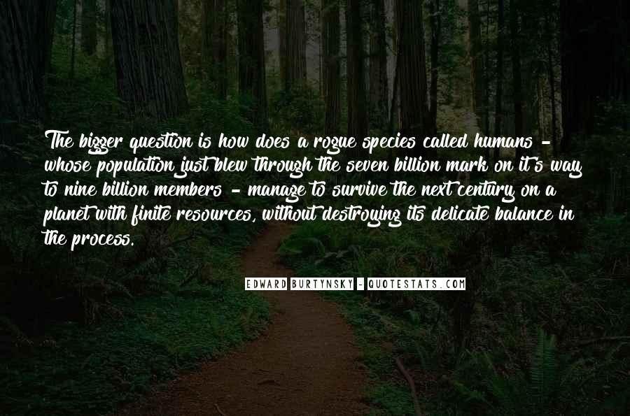 Species's Quotes #320259