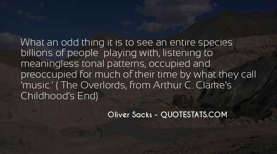 Species's Quotes #347685