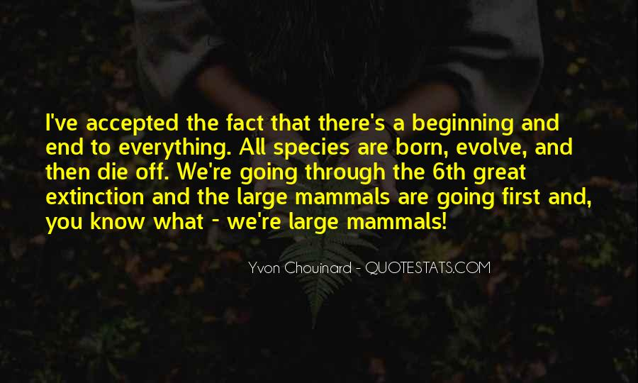 Species's Quotes #354634