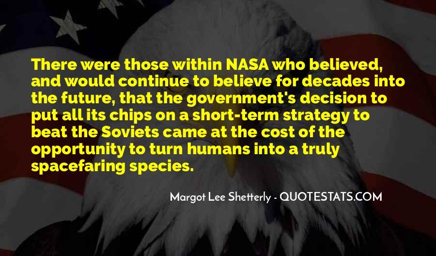 Species's Quotes #423276