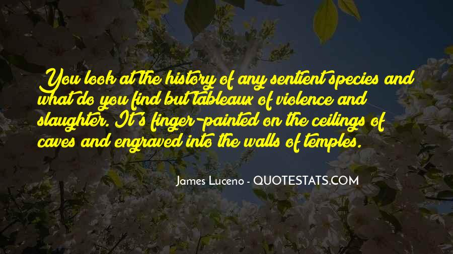 Species's Quotes #454914