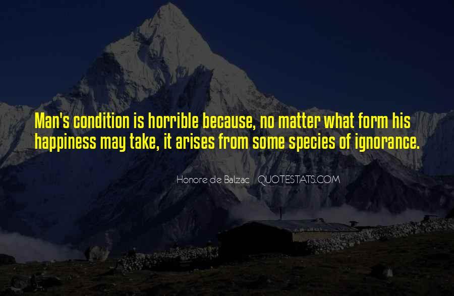 Species's Quotes #455636