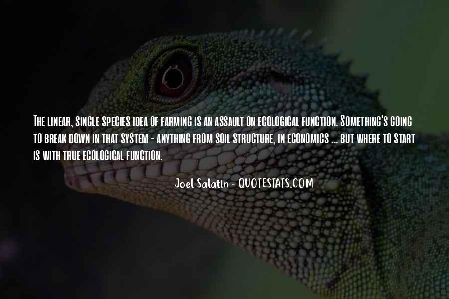 Species's Quotes #486605
