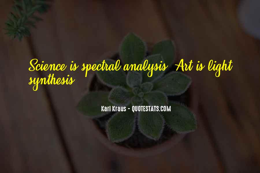 Spectral Quotes #936438
