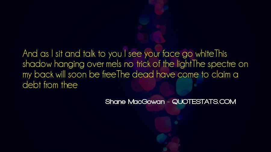Spectre's Quotes #1382148