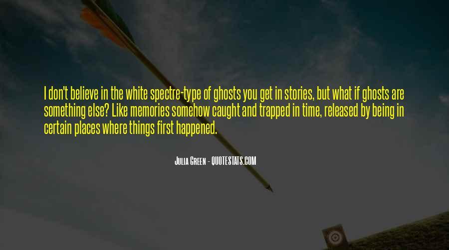 Spectre's Quotes #1588508