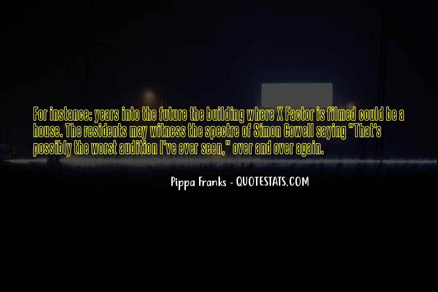 Spectre's Quotes #1624698