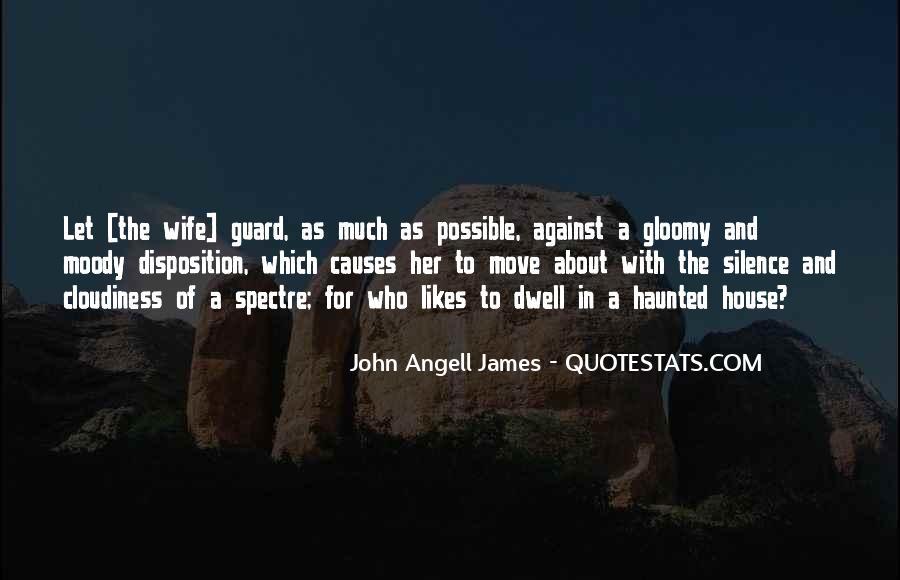 Spectre's Quotes #209257