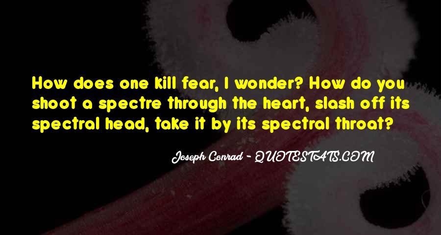 Spectre's Quotes #724612