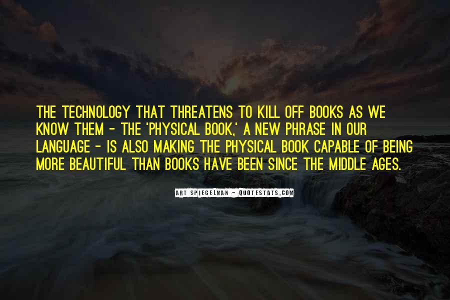 Spiegelman's Quotes #1015475