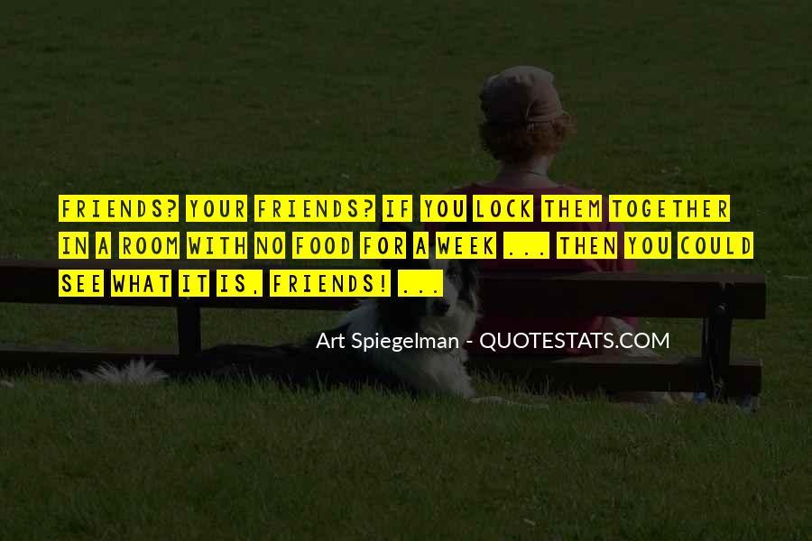 Spiegelman's Quotes #1142041