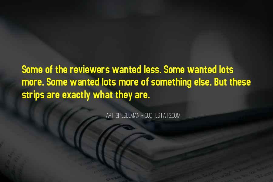 Spiegelman's Quotes #1182455