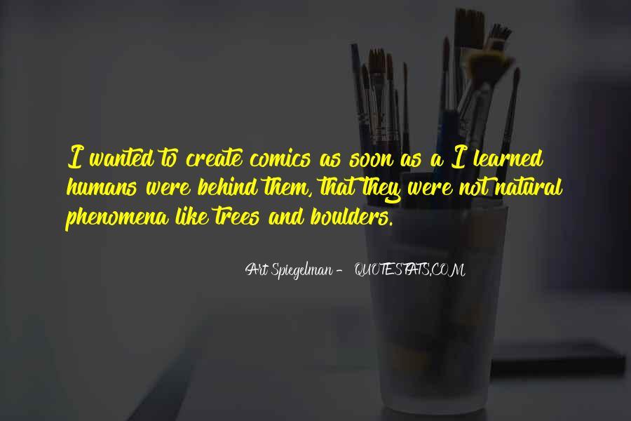 Spiegelman's Quotes #1308901