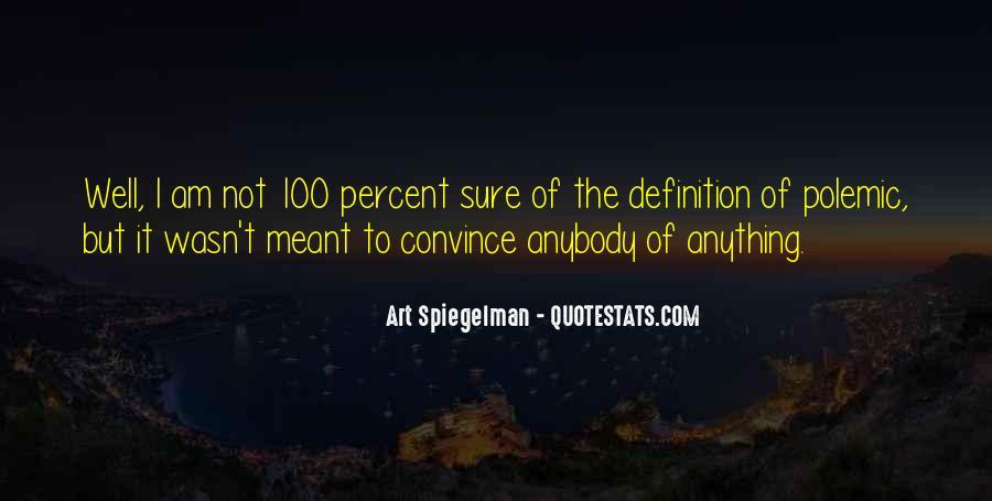 Spiegelman's Quotes #1358013