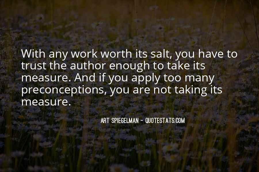 Spiegelman's Quotes #1405736
