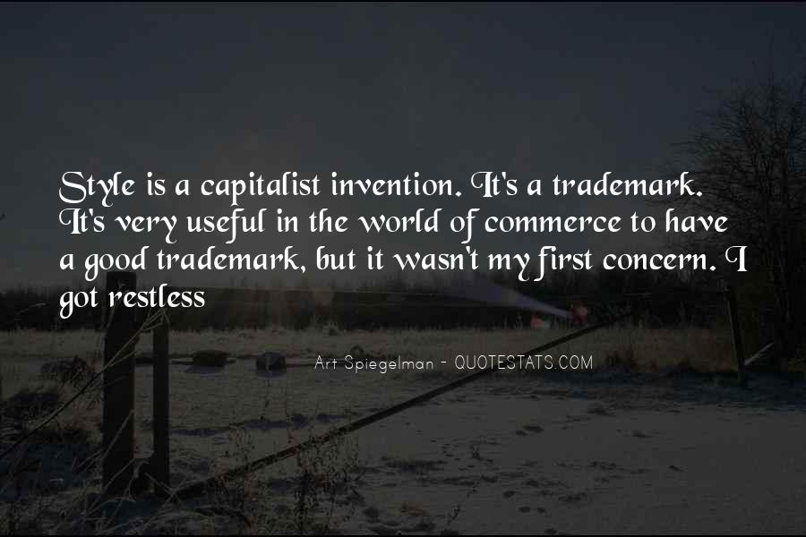 Spiegelman's Quotes #284734